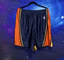 vintage Golden State Warriors Reebok Authentic Shorts nba sz 36 Jersey
