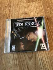 Star Wars Jedi Knight Dark Forces II 2 CD Rom LucasArts Nice Disks ST1