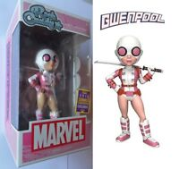 FUNKO ROCK CANDY - MARVEL GWENPOOL - SUMMER CONVENTION EXCLUSIVE FIGUR NEU/OVP