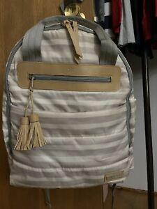 Skip hop diaper backpack- Light Weight.