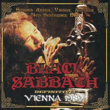 Black Sabbath & Tony Martin The Headless Cross Tour 1989 Live in Vienna 2 CD