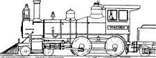 VIRGINIA  by LBSC 1956 ME Live Steam Model Locomotive full size plans and text