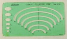 Pickett No.1230 Giant Ellipse Template