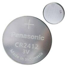 Watch Batteries Unisex Watch CR2412 PACK OF 1