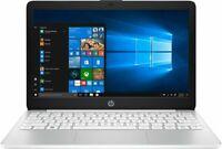 "HP Stream 11-AK1035NR 11.6"" Intel X5-E8000 4GB 32GB eMMC Win 10 Home in S mode"