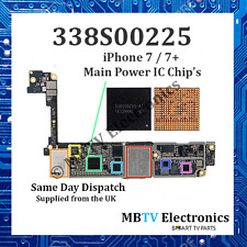 338S00225 - iPhone 7 / 7+ / 7 Plus Power Management IC - Fix Dead / Overheating