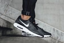 Nike Max Zero Essential Negro Blanco Air UK Size 9.5 876070-004