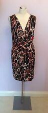 Wallis Women's Viscose Midi Wrap Dresses