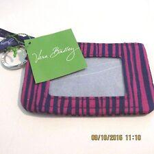 Vera Bradley Impressionista Stripe  Zip ID Case - NWT
