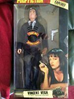 "Pulp Fiction - Vincent Vega 13"" Talking Action Figure-BEEPF00141"