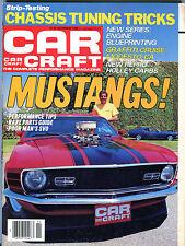 Car Craft Magazine November 1984 Mustangs! Rare Parts Guide EX 021916jhe