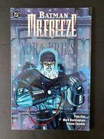 BATMAN MR. FREEZE TPB #1 DC COMICS 1997 VF FIRST PRINT HTF