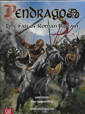 NEW GMT GAMES - PENDRAGON The Fall of Roman Britain