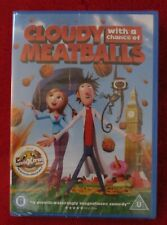 Cloudy With A Chance Of Meatballs (DVD, 2010) (NEW/SEALED)