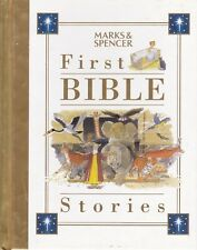 FIRST BIBLE STORIES - Marks & Spencer - Illustrated - HB