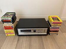 cassettes stéréo 8 david bowie - the beatels lecteur de cassette stéréo  8