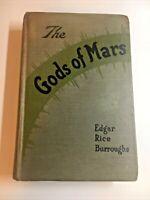 THE GODS OF MARS by Edgar Rice Burroughs – 1918 – Grosset & Dunlap