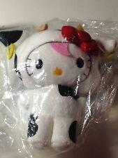 Sanrio Tokidoki plush Hello Kitty Cow