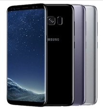SAMSUNG GALAXY S8 64GB MIDNIGHT BLACK / ORCHID GREY / ARCTIC SILVER - NEUWARE