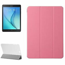 "CUSTODIA SMART COVER Integrale SUPPORTO per Samsung Galaxy TAB S2 9.7"" T815 Rosa"