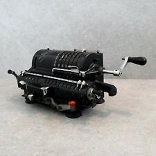Antike mechanische Rechenmaschine Lipsia 11R, Simplexmaschine Geschenkidee