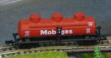 MOBILGAS tank wagon   by Life Like     N Gauge   (9)