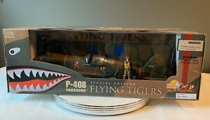 Ultimate Soldier 1:18 Scale P-40B Tomahawk Flying Tigers Special Edition NEW