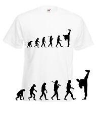 KARATE JUDO JU-JUTSU EVOLUTION t-shirt s-xxxl S21
