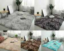 Large Soft Shaggy Rugs Carpets Fluffy Living Room Area Home Bedroom Floor Mat~UK
