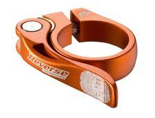 REVERSE Long 34,9 Saddle Clamp Life | Arancione