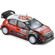 Voitures de rallye miniatures NOREV