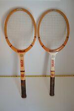 2 Vintage Jimmy Connors Tennis Racquet