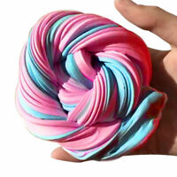 Lot Jumbo Fluffy Floam Slime Scented Stress Relief  No Borax Kids Toy Sludge Toy