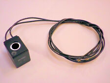 24v Dc 18w Solenoide Bobina with flying conduce