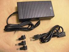 TARGUS UNIVERSAL AC POWER LAPTOP ADAPTER 180W APA05 APA05US PA-1181-08 + 3 TIPS