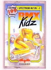 BMX Kidz (Firebird Silver) Spectrum 48k - GC & Complete