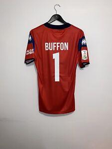 Parma Football Shirt Gianluigi Buffon #1 🇮🇹  Adults Large  BNWT
