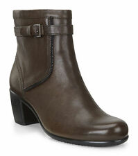 New $200 Women's ECCO TOUCH 55 BOOTIE BOOTS Sz 41 10 10.5