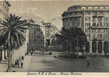 Genova Sanpierdarena Piazza Montano f.g.