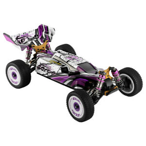 XK 124019 1:12 4WD RC Racing Car Car 550 Brushed Motor Car for Children's Gifts