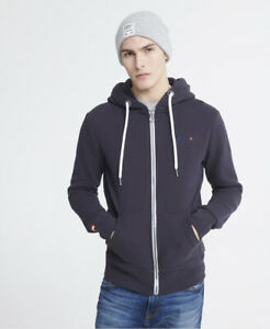 Superdry Mens Orange Label Ziphood