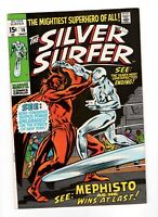 Silver Surfer #16, VF- 7.5, Mephisto