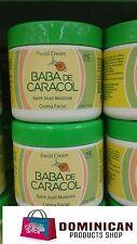 Crema de Caracol BABA DE CARACOL SNAIL CREAM by HK INDUSTRIAL Dominican Products