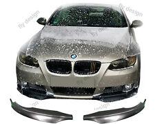 BMW 3ER COUPE E92 FRONTSPOILER SPLITTER FLAP APRON STOßSTANGE DIFFUSOR ANSATZ
