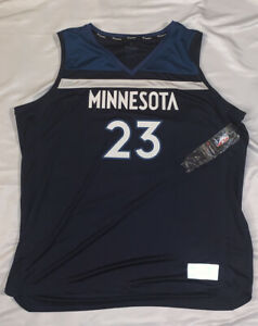 Jimmy Butler Minnesota Timberwolves Fanatics Fast Break Replica Jersey NWT 3XL