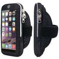 For Samsung Galaxy S8/S9/S10+ Plus Sport Running Jogging Arm Band Gym Bag Pouch