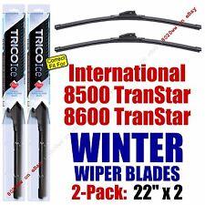 WINTER Wipers 2pk fit 2008-2011 International 8500 8600 TranStar - 35220x2