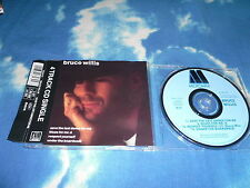 BRUCE WILLIS - SAVE THE LAST DANCE FOR ME UK MAXI CD SINGLE E.P W/RARE B-SIDES