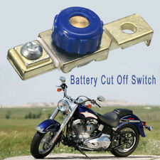 Car Motorcycle Disconnect Battery Cut Off Kill Terminal Anti-leakage Switch 80A