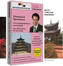 Koreanisch - Starter Kit, Sprachkurs für Ihren Urlaub in Korea
